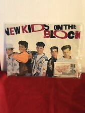 NEW KIDS ONTHE BLOCK NKOTB VINTAGE SEALED PILLOW CASES  LOT OF 5
