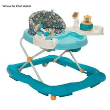 Winnie the Pooh Walker Adjustable with Sounds Music Lights Machine Washable Pad