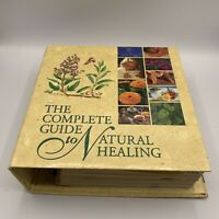 The Complete Guide to Natural Healing Vintage 12345 11,12,13 Set Ring-bound