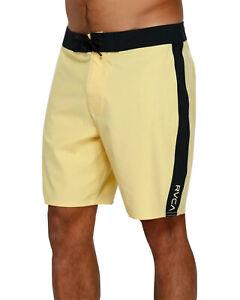 "RVCA Apex 18"" Stretch Board Shorts - Boardies. Size 32. NWT, RRP $69.99."