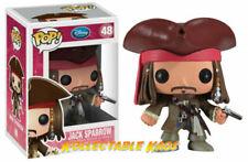 Funko Pop Disney Jack Sparrow Vinyl Figure #48 Series 4 Pirates of The Carribean