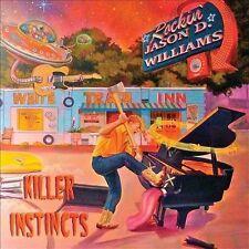 WILLIAMS, JASON D.-KILLER INSTINCTS  CD NEW