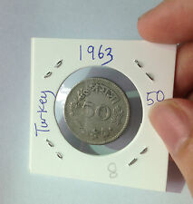 Turkey 1963 50lira