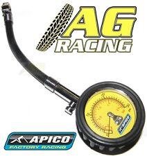 Apico De Presión De Neumáticos Calibre 0-30 Psi Ktm Sx Sxf Sx-f Exc exc-f Excf Racing Sxs F