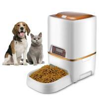 6L Smart Pet Automatic Feeder Dog Cat Food Dispenser Smart App WiFi Camera/