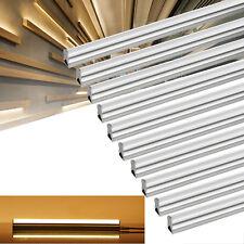 10X 120cm T5 LED Tube Röhre Leuchtstoffröhre Lampe Licht Röhrenleucht WarmWeiß