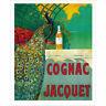 Cognac Jacquet ART PRINT POSTER 44x55cm NEW