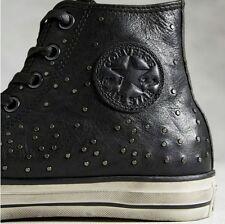 Converse John Varvatos Chuck Taylor Mini Studded Leather 151295C $250 Sz Men 11