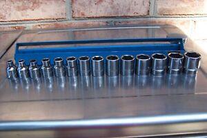 Matco Tools 3/8 Drive Metric Socket Set 6mm - 19mm, 6 Point