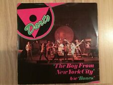 "Darts - The Boy From New York City - 7"" Vinyl Single"
