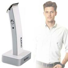 Men's Electric Shaver Razor Beard Hair Grooming Trimmer Clipper Rechargeable HY