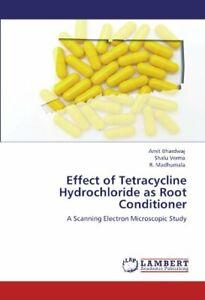 Effect of Tetracycline Hydrochloride as Root Conditioner, Bhardwaj, Amit,,