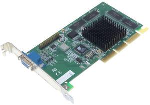 DELL 04C864 NVIDIA TNT2 AGP 32MB DDR BRD-05-E15