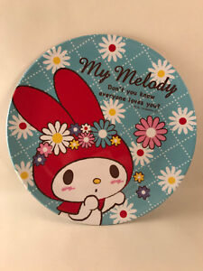 My Melody Decorative / Kids Plate - Sanrio Japan Official Item - Japanese Anime