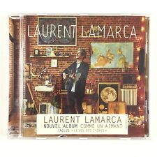 Laurent Lamarca Comme Un Aimant / Album CD