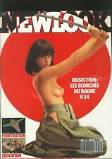 New Look N° 52 : Dissection : Les Ecorches Du Bagne - newlook 52