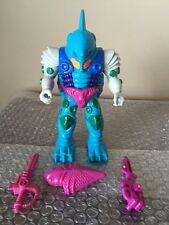 Transformers G1 1988 SUBMARAUDER 100% Loose complete pretender hasbro takara
