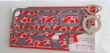 Guarnizioni smeriglio Fiat 850 Special, Coupè, Spyder - ENGINE GASKETS