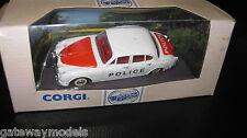 CORGI CLASSIC 1/43 JAGUAR MKII STAFFORDSHIRE  POLICE CAR AWESOME LOOKING #96685