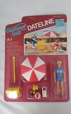 Kenner Glamour Gals Dateline RJ Doll Complete RARE NIP 1981