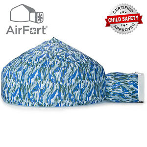 The Original AirFort - Ocean Camo AirFort Used