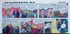 Rex Morgan by Bradley & Edgington - color Sunday comic page - February 7, 1954
