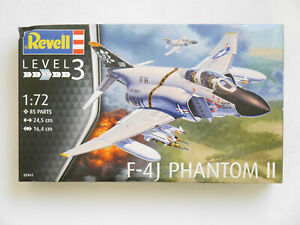 Mc Donnell F-4J PHANTOM II - US NAVY, Bausatz Kit, Revell 03941 in 1:72 sealed