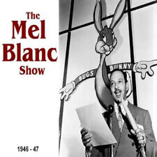 Mel Blanc Show Old Time Radio Shows - 42 MP3s on DVD + Buy 3 Get 1 FREE