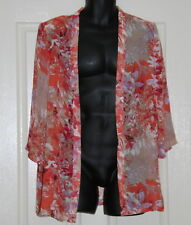 cWomens size 20 sheer long jacket made by CLASSICS