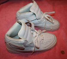 2011 Women's size US 6 Nike White Basketball Shoes