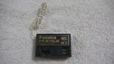 FUTABA FP-R112JE 2 CHANNEL 75 MHZ AM RECEIVER NO CRYSTAL WORKS GREAT