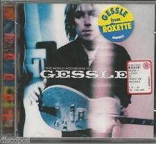 GESSLE - The world according to ROXETTE CD 1997 SIGILLATO SEALED