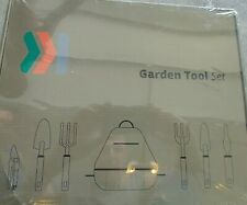 Garden Tools Set, UKOKE 12 Piece Aluminum Garden Tool Kit, Gardening Apron with