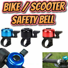 Cycling Bike Bicycle Bell Ring Loud Horn Safety Sound Alarm Scooter Cycle