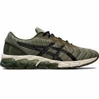 ASICS 1021A185 300 GEL QUANTUM 180 5 Mantle Green Black Men's Running Shoes