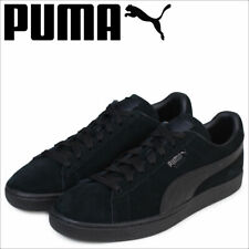 Puma Classic Suede LFS 35632801 All Black Mens Casual Shoes Size 10