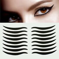 160pcs/bag Cat Temporary Eyeliner Eyeshadow Sticker Eye Tattoo Cosmetic +
