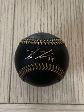 Kevin Kiermaier autographed official Rawlings baseball Tampa Bay Rays JSA