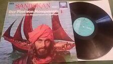 LP: Sandokan Folge 1 - Der Pirat von Mompracem - RCA - 1979