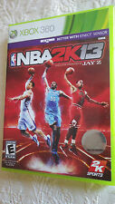 NBA 2K13 XBOX 360 Video Game E Everyone