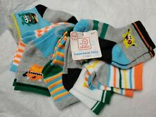 Swiggles 7 Pair Anklet Socks Size 12-24 months New
