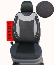 VW TOURAN2 ab Bj2015 Maß Schonbezüge Sitzbezug Sitzbezüge Fahrer&Beifahrer G101