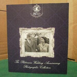 London Mint Office-The Platinum Wedding Anniversary Photographic Coin Collection