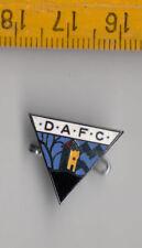 Dunfermline Athletic FC Football Club enamel badge brooch pin Logo Scotland