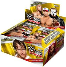 WWE Wrestling 2016 WWE Then Now Forever Trading Card HOBBY Box [24 Packs]