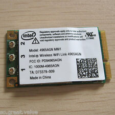 WiFi wireless 4965AGN MM1 mini pci-e pci express WLAN adapter 802.11n 300Mbs