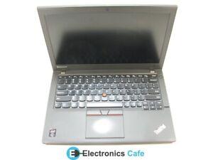 "Lenovo ThinkPad X250 12.5"" Laptop 2.6 GHz i7-5600U 8GB RAM (Grade B No Battery)"