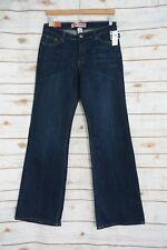 NWT Gap - Essential Fit dark rise wide leg denim jeans, size 4R