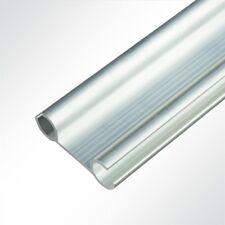 Aluminium Verbundprofil Doppelkederschiene Vorzeltkederschiene 12x40mm 1 Meter