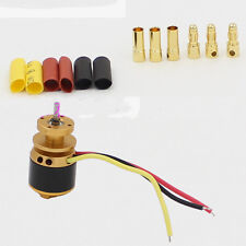 QX-MOTOR F-2611 4500KV Brushless Motor for RC 64mm Ducted Fan Jet EDF AirPlane